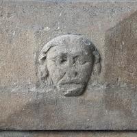 Bologna. Formelle del Portico del Podestà.6 - Raffacossa - Bologna (BO)