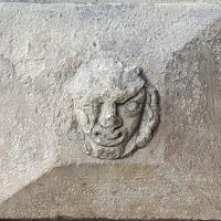 Bologna. Formelle del Portico del Podestà.7 - Raffacossa - Bologna (BO)