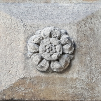 Bologna. Formelle del Portico del Podestà.10 - Raffacossa - Bologna (BO)