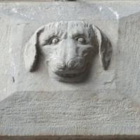 Bologna. Formelle del Portico del Podestà.18 - Raffacossa - Bologna (BO)