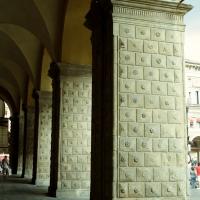 Formelle portico podestà - Waltre manni - Bologna (BO)