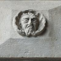 Bologna. Formelle del Portico del Podestà.9 - Raffacossa - Bologna (BO)