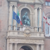 Particolare Palazzo d'Accursio - BelPatty86 - Bologna (BO)