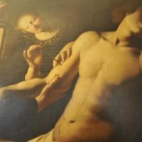 BO - Palazzo del Comune - Collezioni Comunali d'Arte - Maestro del Lume di Candela - San Sebastiano curato da Irene - ElaBart - Bologna (BO)