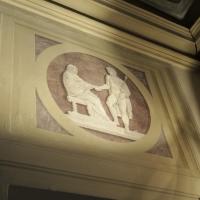 BO - Palazzo del Comune - Decorazioni Parietali - ElaBart - Bologna (BO)