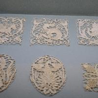 BO - Palazzo del Comune - Collezioni Comunali d'Arte - Merletti della Manifattura Aemilia Ars - ElaBart - Bologna (BO)