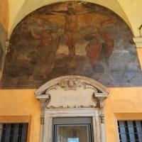 BO - Portici del Cortile di Palazzo Comunale 02 - Affresco - ElaBart - Bologna (BO)