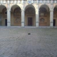 Archiginnasio, palla al centro - Giacomo Marcheselli - Bologna (BO)