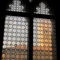 Scorcio complesso Palazzo RE Enzo Podestà da Palazzo dei Notai - Waltre manni - Bologna (BO)