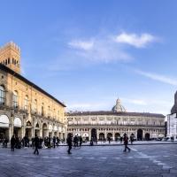 Piazza Maggiore - Panoramica - Vanni Lazzari - Bologna (BO)
