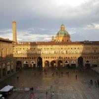 Bologna. Piazza Maggiore da Palazzo Notai - Raffacossa - Bologna (BO)
