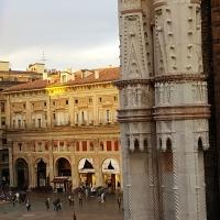 Bologna. Piazza Maggiore da Palazzo Notai 3 - Raffacossa - Bologna (BO)