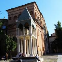 Scorcio piazza San Domenico - LunaLinda - Bologna (BO)