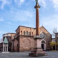 Piazza San Domenico - Bologna - - Vanni Lazzari - Bologna (BO)