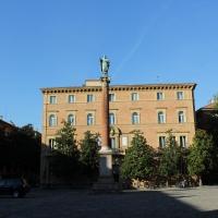 Statua di San Domenico - LunaLinda - Bologna (BO)