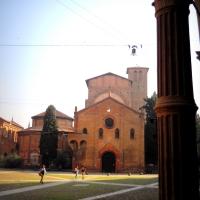 Piazza Santo Stefano da sotto i portici - Giusiana86 - Bologna (BO)