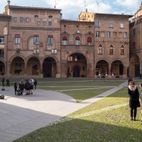 Sunday morning in S. Stephen's Square - Ugeorge - Bologna (BO)
