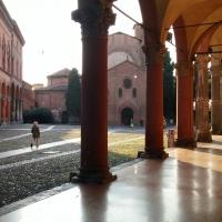 Bologna, Piazza Santo Stefano - Elena Ebasta - Bologna (BO)