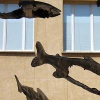 Bologna, Pinacoteca Nazionale, installazione - Abdemont - Bologna (BO)