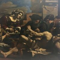 San Sebastiano curato da Irene Guercino - Waltre manni - Bologna (BO)
