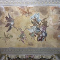 Pinacoteca Bologna - particolare soffitto scalone - Opi1010 - Bologna (BO)