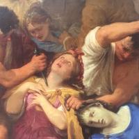 Martirio di Sant'Orsola dettaglio Pasinelli Lorenzo - Waltre manni - Bologna (BO)