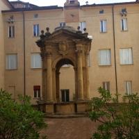 Pinacoteca Bologna - cortile interno - Opi1010 - Bologna (BO)