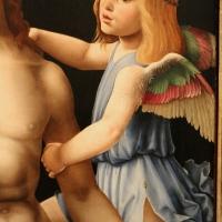 Francesco francia, cristo in pietà tra due angeli, 1490 ca., da s.m. della misericordia, 02 - Sailko - Bologna (BO)