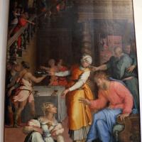 Giorgio vasari, gesù in casa di marta e maria, 1540, da s. michele in bosco 01 - Sailko - Bologna (BO)