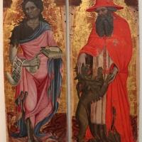 Giacomo di nicola da recanati, ss. girolamo e g. battista, 1443 - Sailko - Bologna (BO)