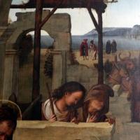 Amico aspertini, adorazione dei magi, 1499-1500 ca., da s.m. maddalena di galliera, 02 pastori - Sailko - Bologna (BO)
