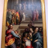Bartolomeo passerotti, presentazione della vergine al tempio, 1583-84, da cappella della gabella grossa, 01 - Sailko - Bologna (BO)