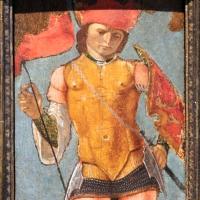 Ercole de' roberti (attr.), san michele arcangelo, 1480-85 ca. 02 - Sailko - Bologna (BO)