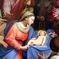 Il bagnacavallo junior, adorazione dei pastori (pinacoteca di cento) 10 - Sailko - Bologna (BO)
