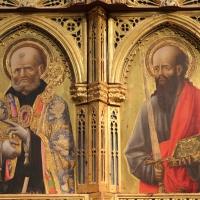 Antonio e bartolomeo vivarini, polittico da s. girolamo della certosa, 1450, 04 - Sailko - Bologna (BO)