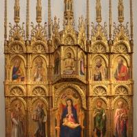 Antonio e bartolomeo vivarini, polittico da s. girolamo della certosa, 1450, 01 - Sailko - Bologna (BO)