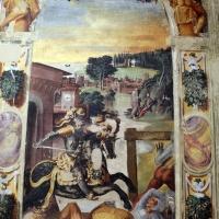 Niccolò dell'abate, affreschi dell'orlando furioso, da palazzo torfanini 05 ruggero fugge dal castello di alcina 1 - Sailko - Bologna (BO)