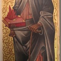 Giovanni martorelli, s. antonio abate, 1440-40 ca., da abbazia di monteveglio (brescia) - Sailko - Bologna (BO)