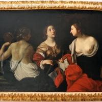 Giovanni andrea sirani, allegoria delle tre arti sorelle, pittura, musica e poesia, 1660 ca - Sailko - Bologna (BO)