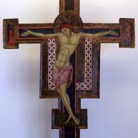Rinaldo di ranuccio, crocifisso, 1265, 01 (spoleto) - Sailko - Bologna (BO)