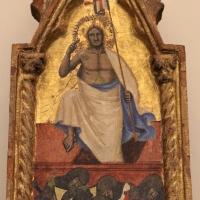 Simone dei crocifissi, polittico da s. domenico, 1365-70 ca., 03 resurrezione - Sailko - Bologna (BO)