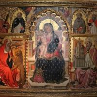 Pietro di giovanni lianori, polittico da s. girolamo di miramonte, 1453, 01 - Sailko - Bologna (BO)