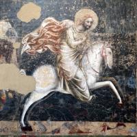 Pseudo-jacopino, san giacomo alla battaglia di clavijo, 1315-20 ca., da s. giacomo maggiore, 03 - Sailko - Bologna (BO)