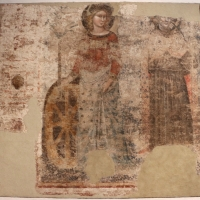Vitale da bologna, ultima cena e santi, ante 1340, da s. francesco, 01 - Sailko - Bologna (BO)