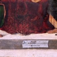 Michele coltellini, morte della madonna, 1502, da s. paolo a ferrara (fe) 03 firma e data - Sailko - Bologna (BO)