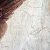 Lorenzo costa, assunta e coro d'angeli, 1480-90 ca., da s. maria assunta in monteveglio, 04 cherubino - Sailko - Bologna (BO)