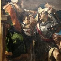 Guercino, san guglielmo riceve l'abito religioso da san felice vescovo, 1620, dai ss. gregorio e siro 03 - Sailko - Bologna (BO)