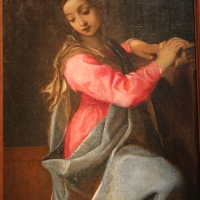 Annibale carracci, arcangelo gabriele e vergine annunziata, 1588, dalla madonna di galliera, 03 - Sailko - Bologna (BO)