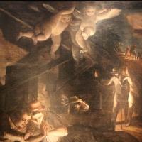 Luca cambiaso, adorazione dei pastori, 1565-70, da s. domenico 02 - Sailko - Bologna (BO)