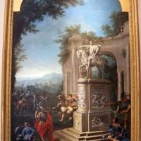 Donato creti, tomba allegorica di john churchill, duca di marlborough, 1729 - Sailko - Bologna (BO)
